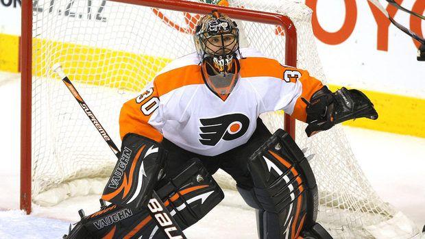 Illya Bryzgalov - Philadilphia Flyers goalie LOVE HIM hopefully he remembers his thermos