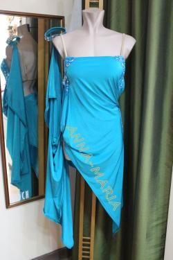 9957cbdd209 Φορέματα Χορού - Dance dress for RUMBA | dance | Dance dresses ...