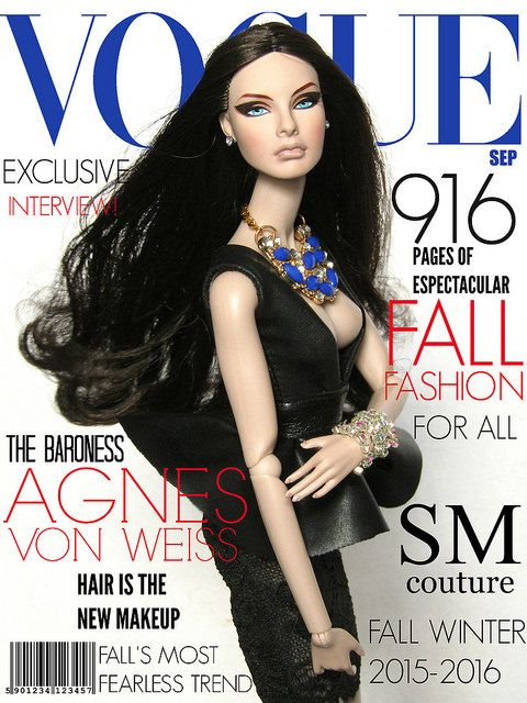 99a9ff9fe9 September Issue | Agnes para Vogue Magazine edición Septiemb… | Jesus  Medina | Flickr