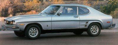 1971 1978 Ford Capri Capri Ii My Style Ford Capri Mercury