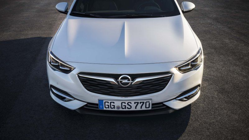 Opel Did A Great Job On The 2018 Buick Regal Opel Buick Regal Car