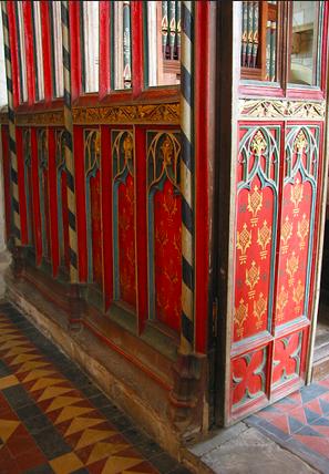 St. Mary's, Edlesborough, Buckinghamshire.