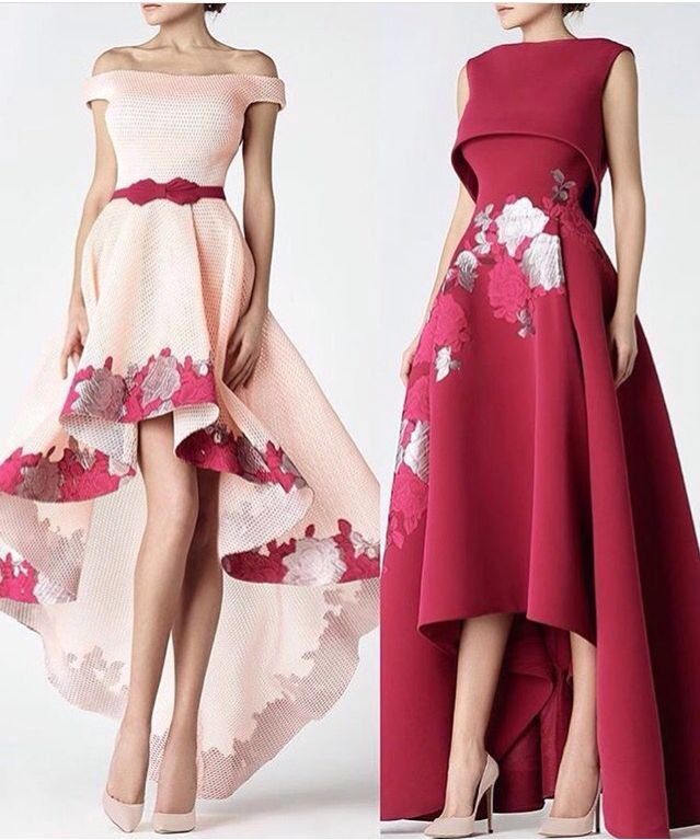 Haute couture | Vestidos Bonitos | Pinterest | Vestiditos, Vestidos ...