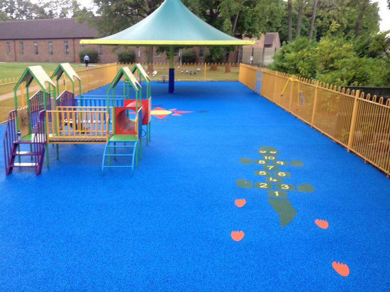 Specialist Playground Flooring UK Suppliers Playground