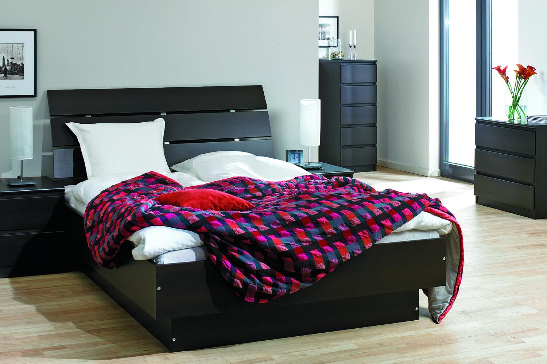 Brondby Bedroom furniture, Made in Denmark Bed frame
