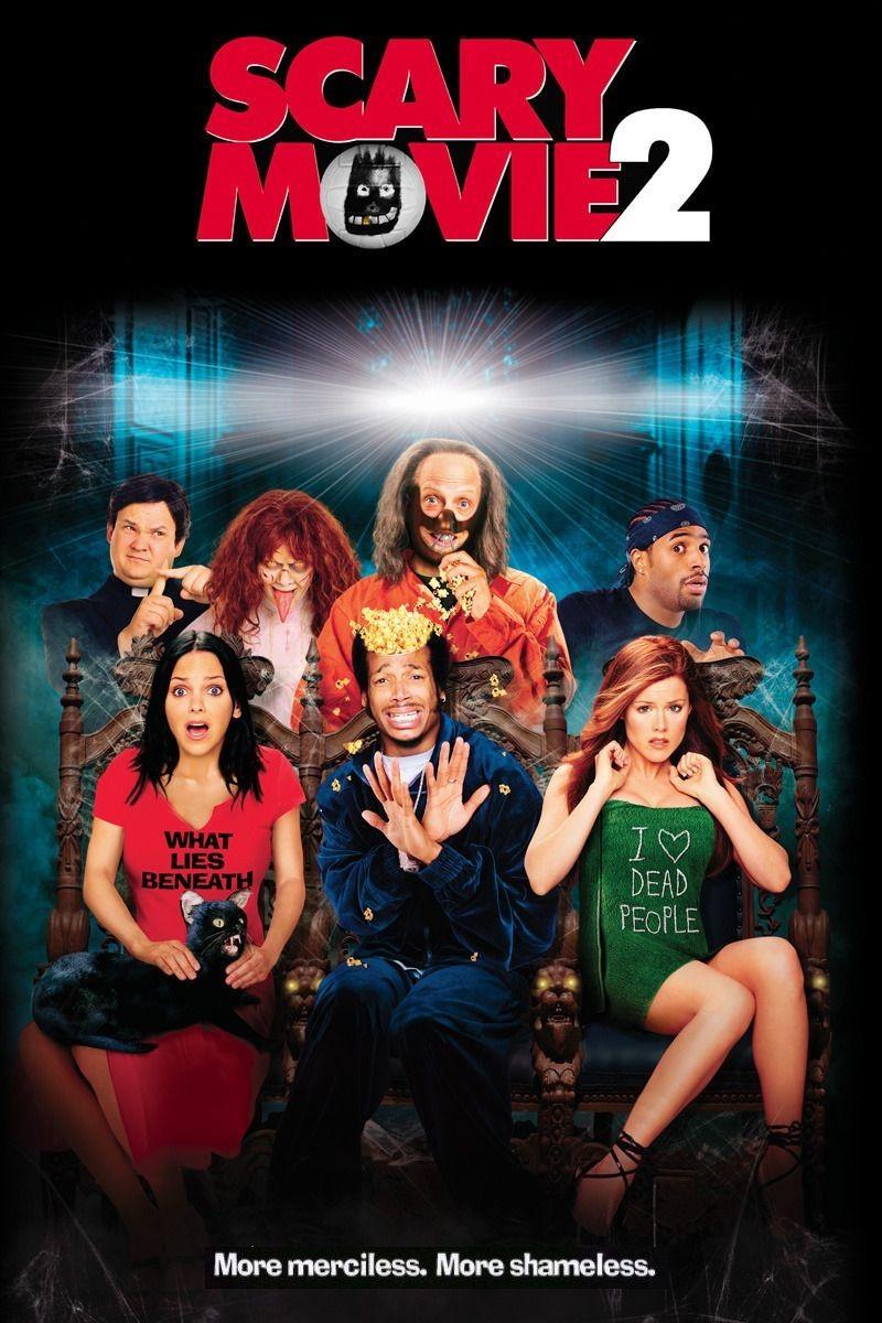 Scary Movie 2 2001 Scary Movies Scary Movie 2 Movies