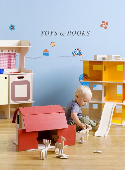 design toys for babies and kids