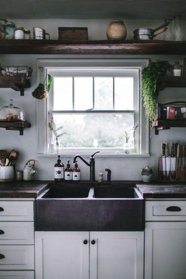 remarkable farmhouse kitchen decor | 50+ Remarkable Kitchen Farmhouse Style Ideas | Kitchen ...