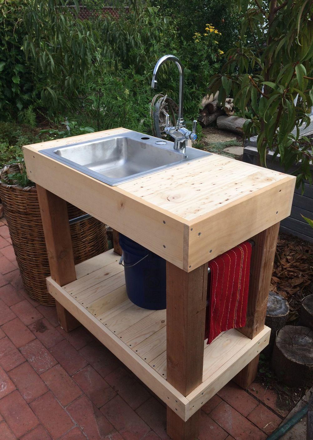 A Garden Sink Will Come Handy For Your Washing Needs Outdoor Sinks Garden Sink Sink
