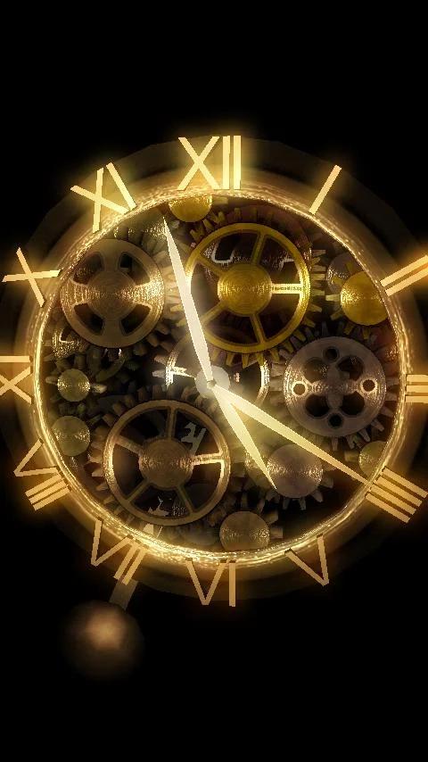 Clockwork Live Wallpaper Android Apps On Google Play Android Wallpaper Live Wallpapers Clockwork