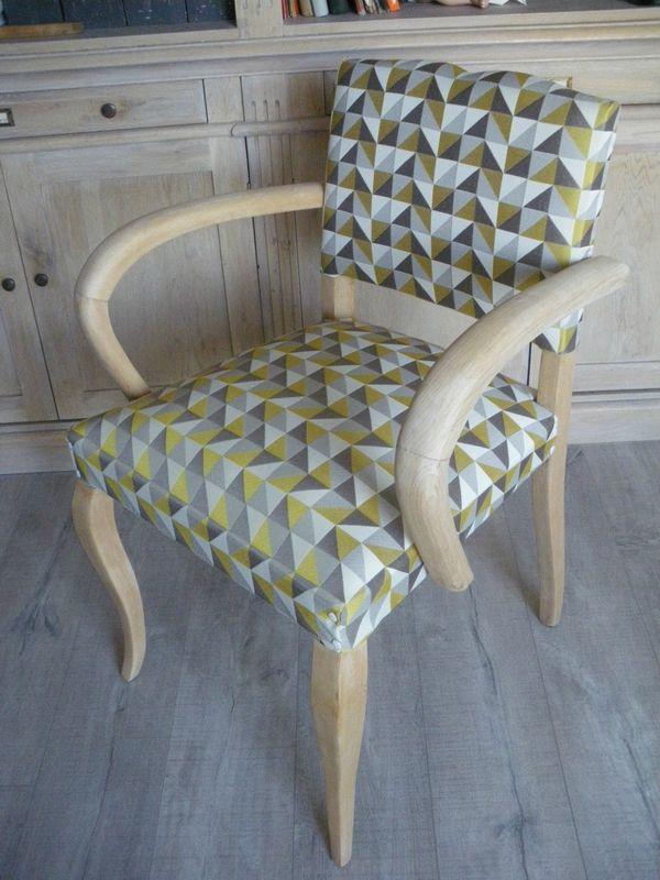 un bridge refait neuf recycle et r ivente pinterest refaire neuve et fauteuils. Black Bedroom Furniture Sets. Home Design Ideas