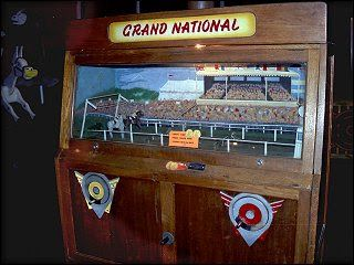 The Grand National Race Of Champions Slot Machine
