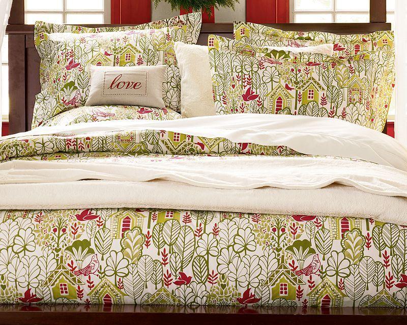 Pin By Alice C On Joyeux Noel Winter Bed Linen Sets King Duvet Cover Swedish House