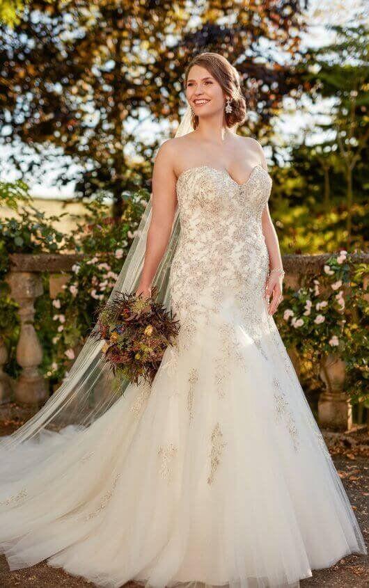 Plus size wedding dress designers australia