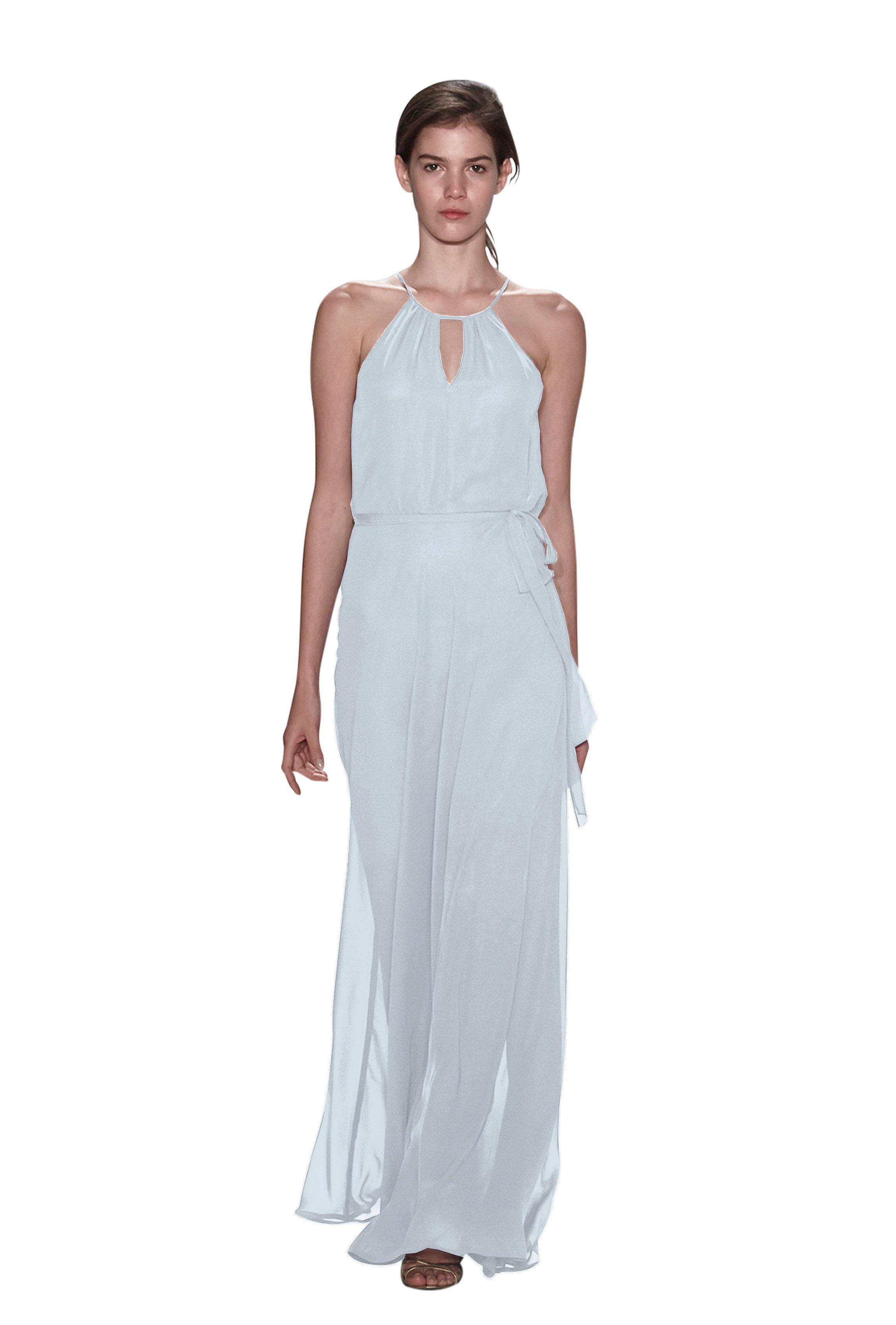 Nouvelle Amsale Angela | Chiffon bridesmaid dresses