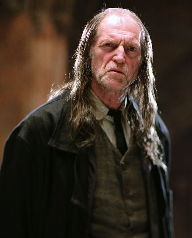 Until Recently If You Knew David Bradley S Name Or Face It Was Probably From His Portrayal Of Filch In The Harry Potter Movies Harry Potter Movies Harry Potter Actors Harry Potter