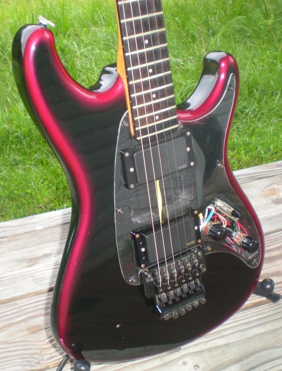Cool Ibanez Gio Wiring Tall How To Install Bulldog Remote Start Rectangular How To Wire Remote Start 3 Wire Humbucker Young Solar Inverter Diagram ColouredSolar Panel Wiring Guide 1986 Ibanez RoadStar II RG440 Made In Japan Active Pickups HSC ..