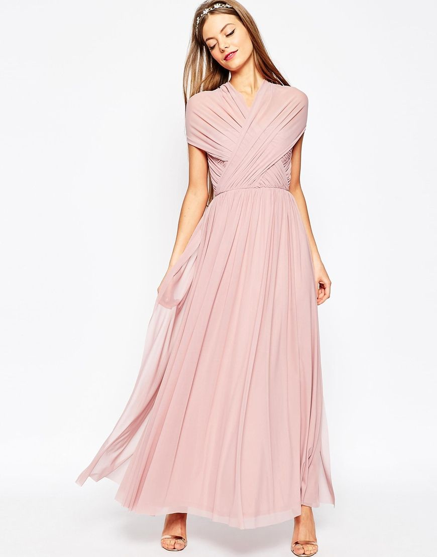 Jcpenney dresses for wedding guest  Image result for lipsy bella mesh multiway maxi dress  BRIDESMAIDS