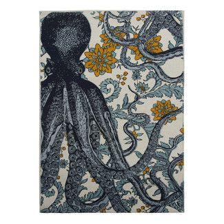 <strong>Thomas Paul</strong> Bath Octopus Bath Rug