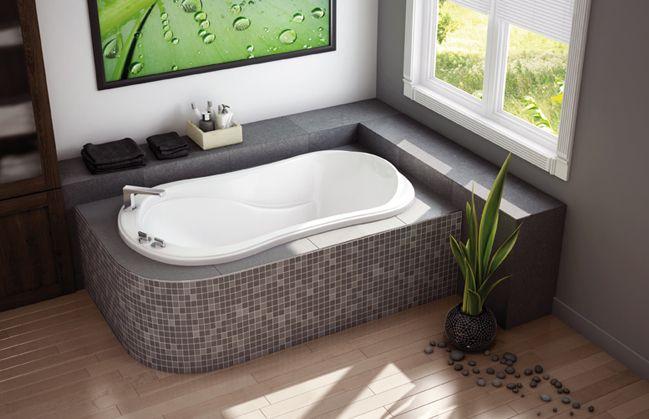 Bain vichy podium maax professionnel salle de bain for Professionnel salle de bain
