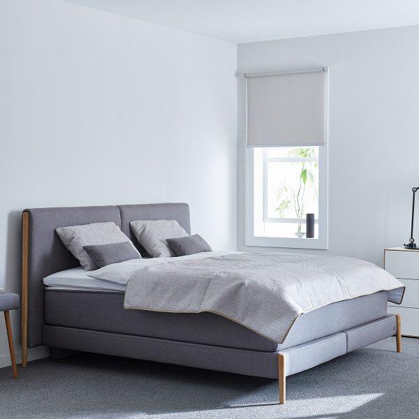 Boxspringbett Kapea Haus Schlafzimmer Einrichten Bett