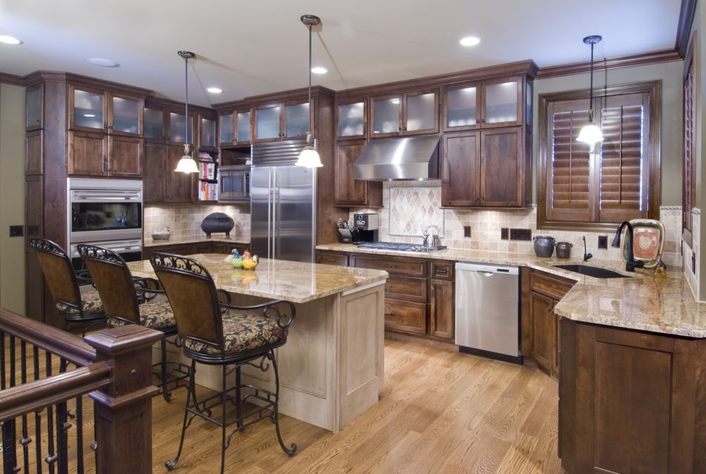 Cabinets Cabinetry Kitchen Custom Wood Wooden Cream
