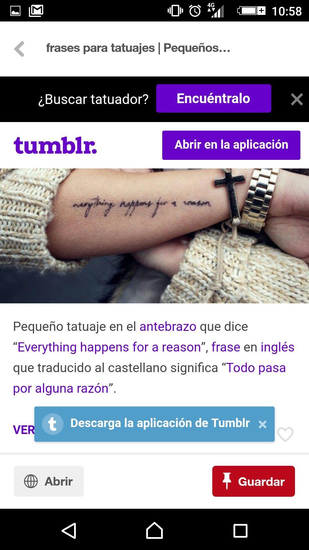 Tatuajes En Ingles Traductor