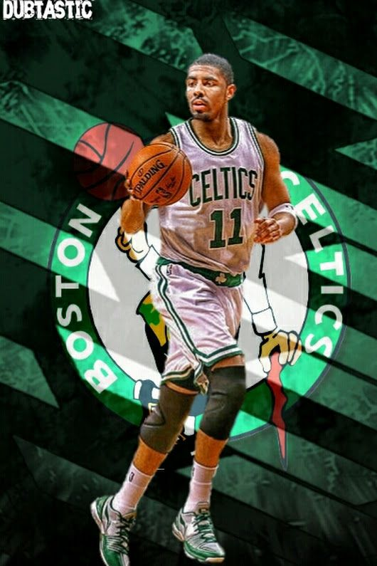 Kyrie Irving Celtics Wallpaper