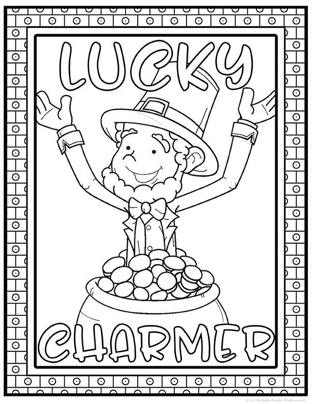 Spring Coloring Pages | Holiday Themed Teaching Activities ...