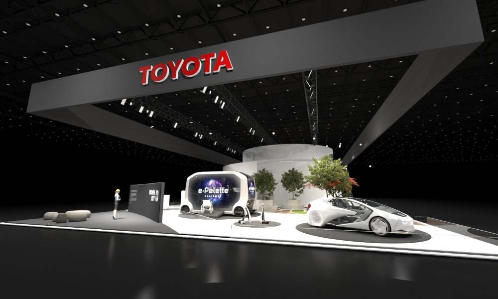Toyota Provides Immersive Experience into the Woven City