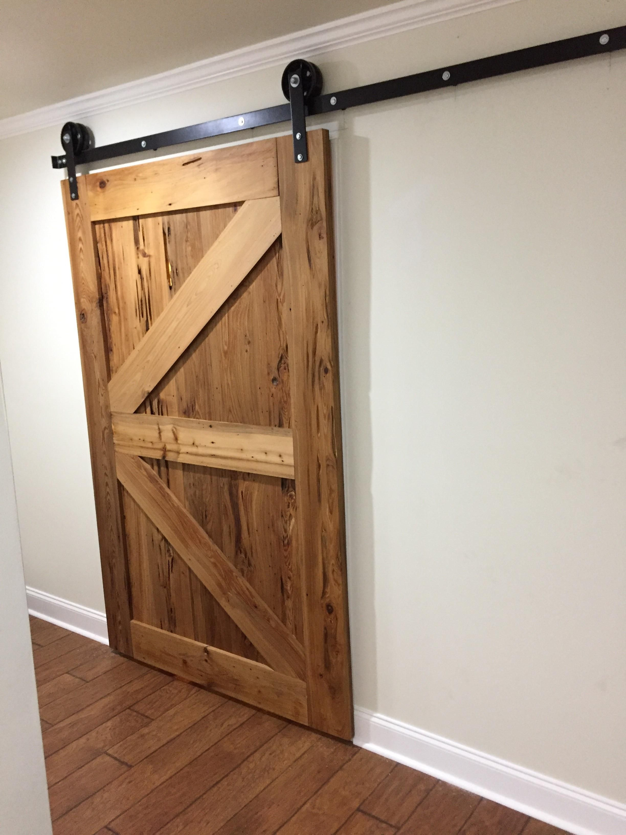 Barn Door Out Of 100 Year Old Pecky Cypress Httpift