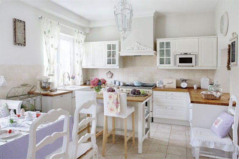 Кухня в стиле прованс: 55 фото и гид по дизайну | Дизайн ...