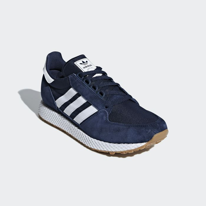 Forest Grove Shoes in 2019 | Forest grove, Adidas, Navy blue
