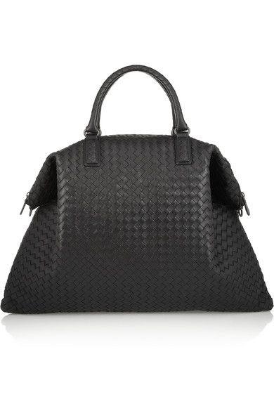 Bottega Veneta - The Convertible intrecciato leather tote