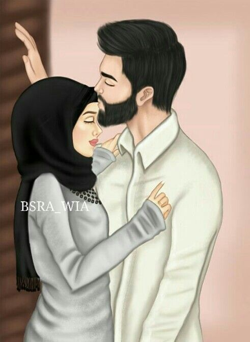 Pin By Azhaan On Girly M Cute Muslim Couples Anime Muslim Muslim Couples