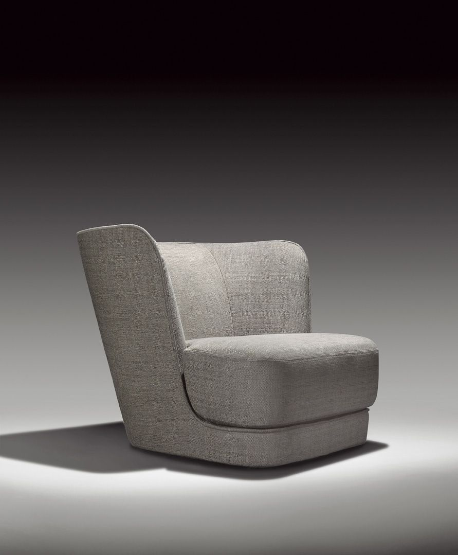 Royale armchair casamilano home collection www for Butacas individuales
