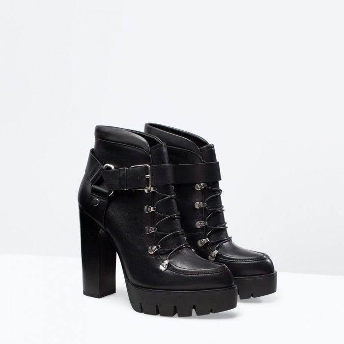 $95 Topshop Gallup Court Shoes