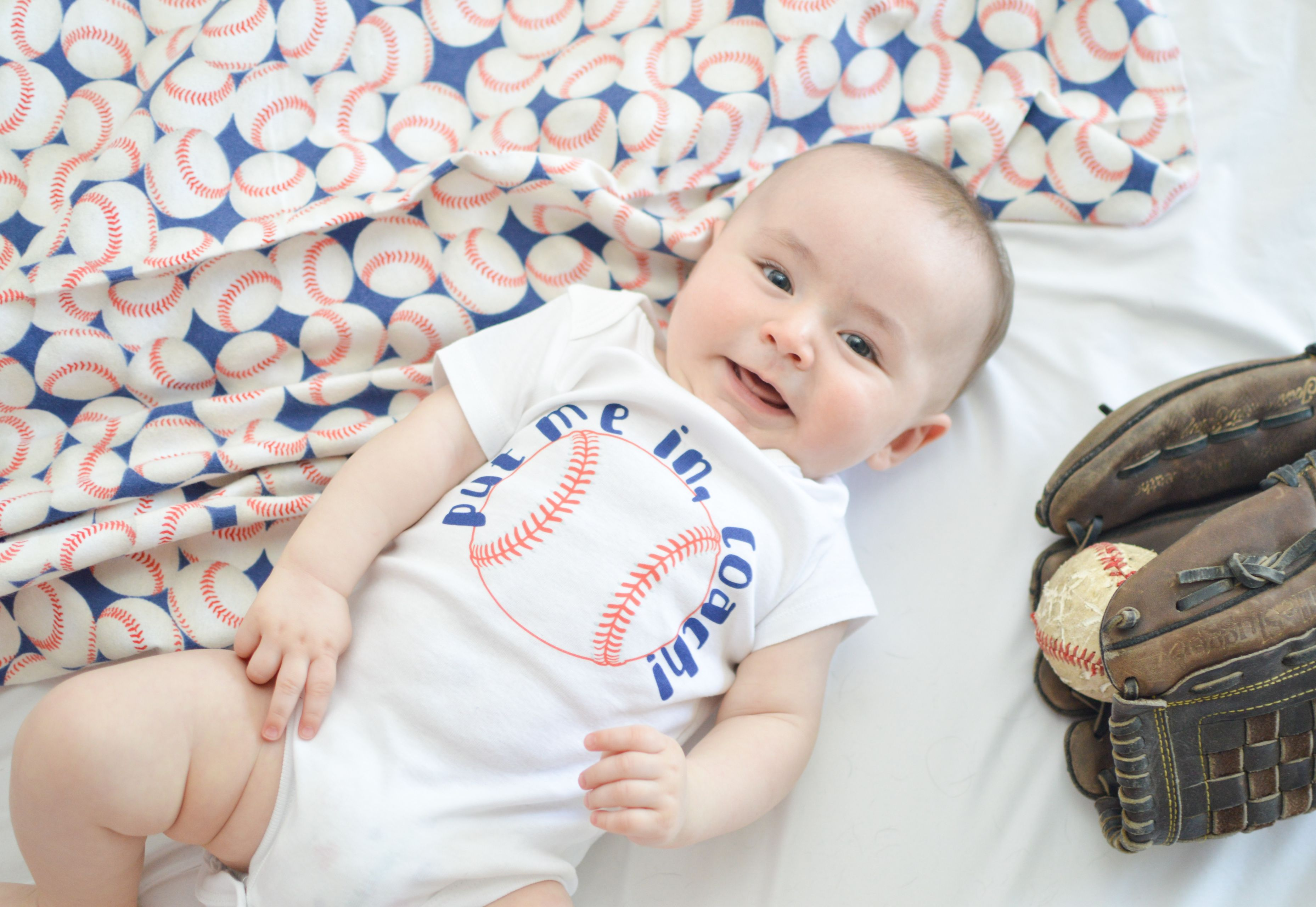 7b7581df2a124 Put me in, coach! SNUGGLE up in our baby & toddler baseball themed ...