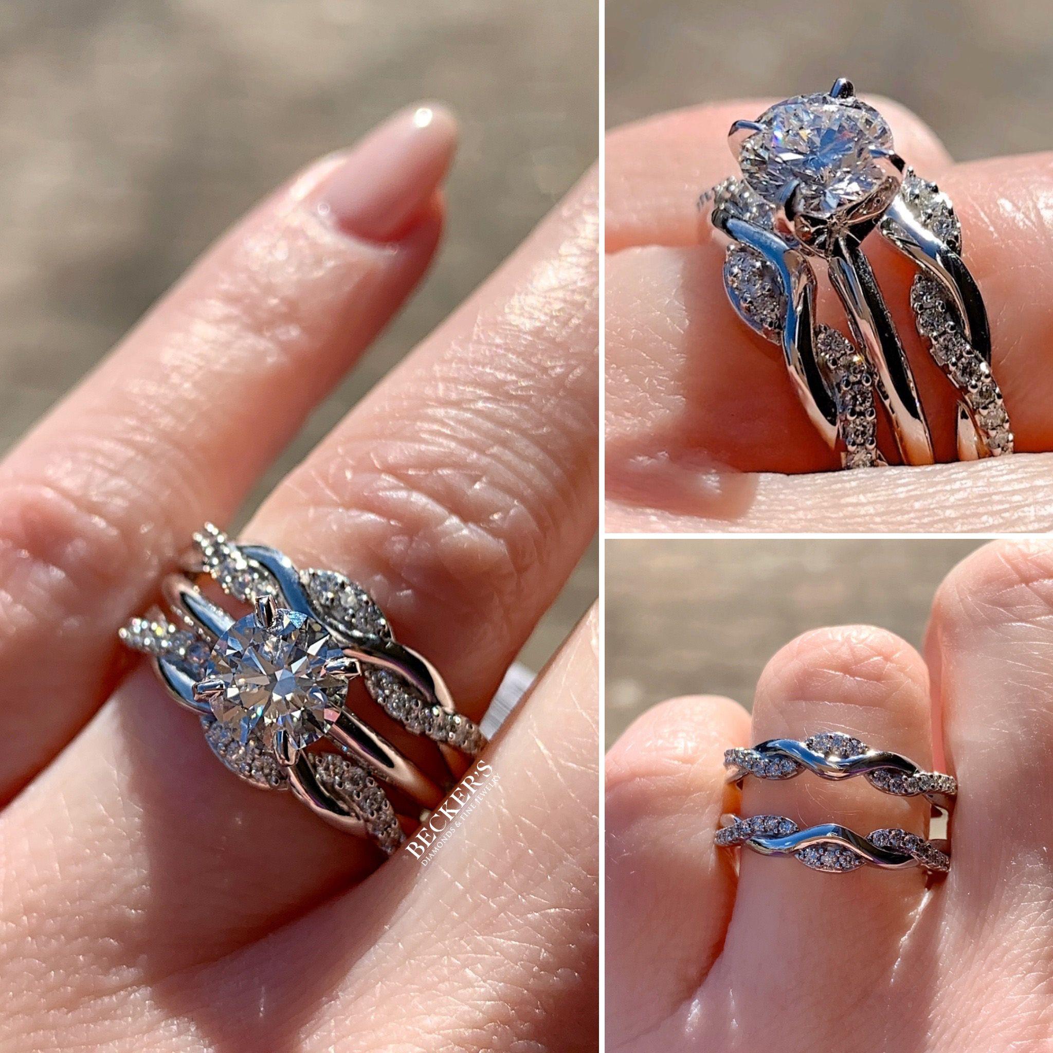 Jacket Enhancer Wedding Band In 2020 Wedding Ring Bands Anniversary Ring Set Enhancer Wedding Band