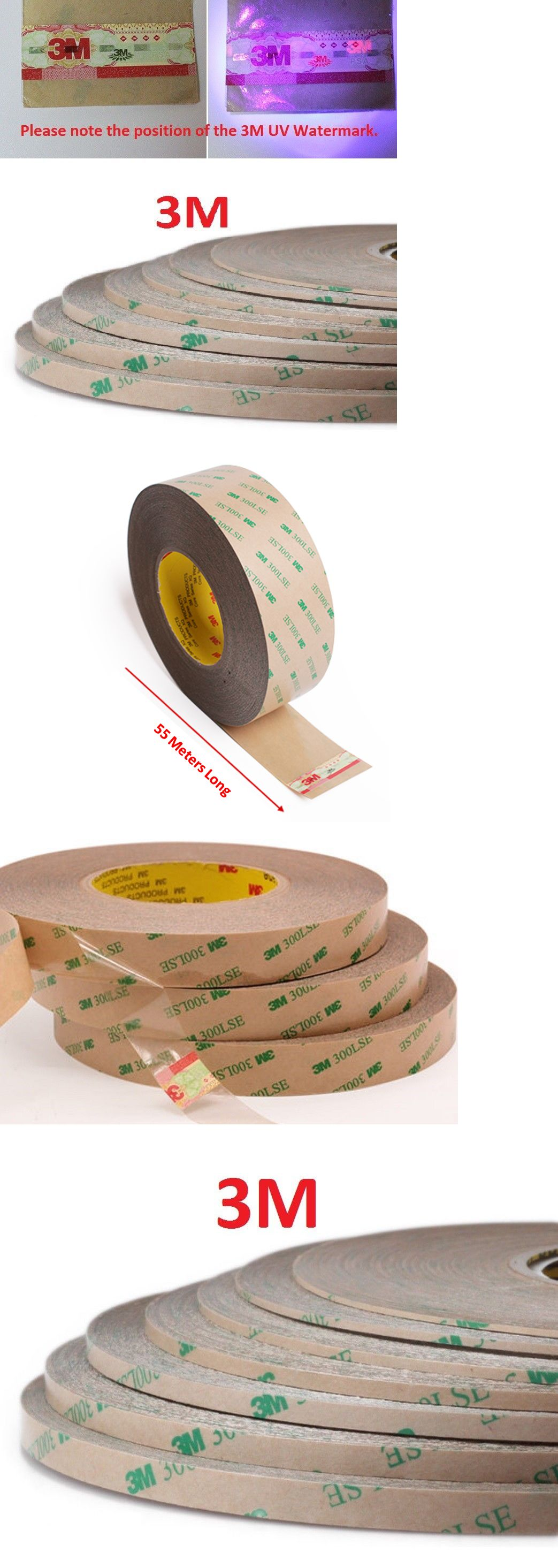 """Scor-Tape Adhesive 5//8/"""" x 27yd by Scor-Pal Great Value Super Strong!"""