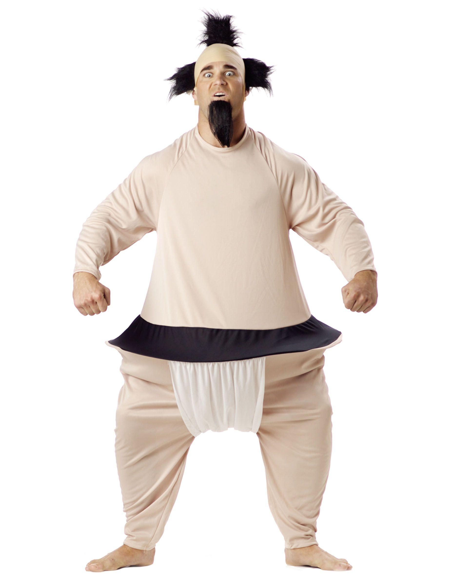 Sumoringer kostüm