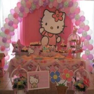 Ideas For A Hello Kitty Birthday Party Bash Corner Birthday