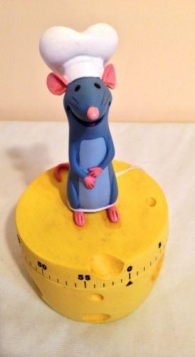 Lovely Disney Pixar Ratatouille Kitchen Timer