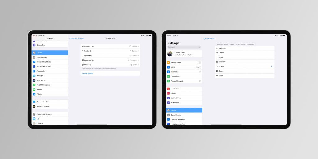 Apple testing new shortcuts to change keyboard brightness