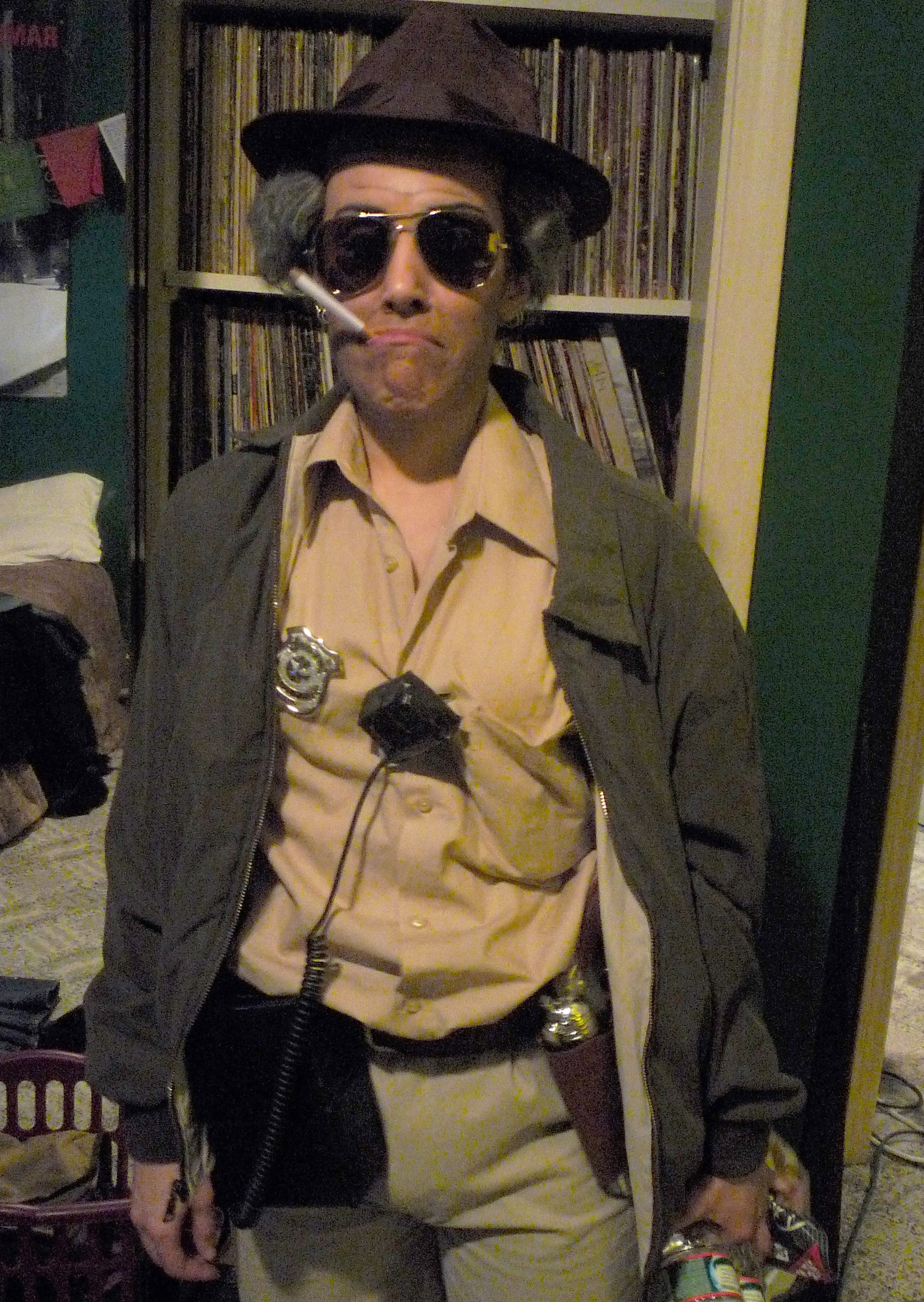 diy costume jim lahey trailer park boys lady looks like a dude - Halloween Trailers