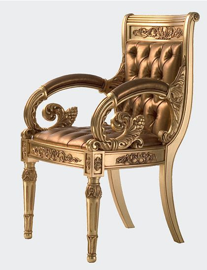 Versace Home - Sedia Heritage - beautiful Baroque style : versace chairs - Cheerinfomania.Com