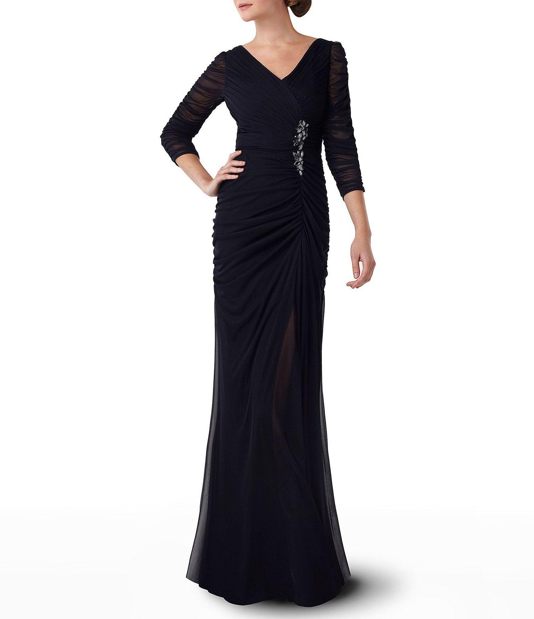 Adrianna Papell Plus Beaded Waist Gown   MOTHER DRESS   Pinterest ...