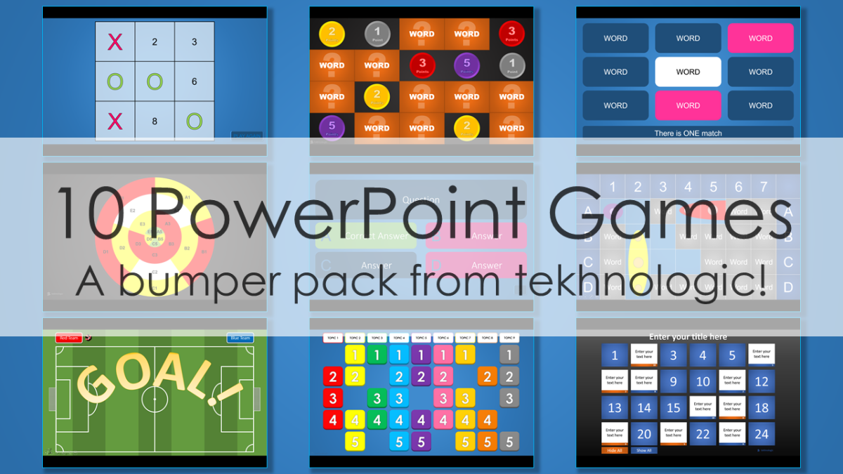 10 Powerpoint Games Powerpoint Games Interactive Powerpoint Classroom Games