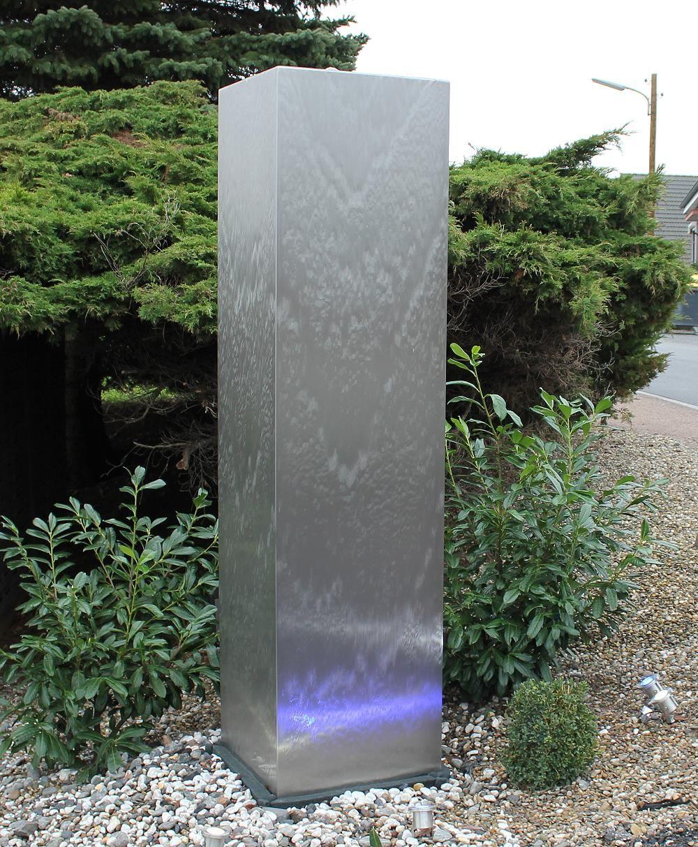 Elegant Terrassen Ideen Dekoration Von Brunnen Garten Modern – Bankroute,