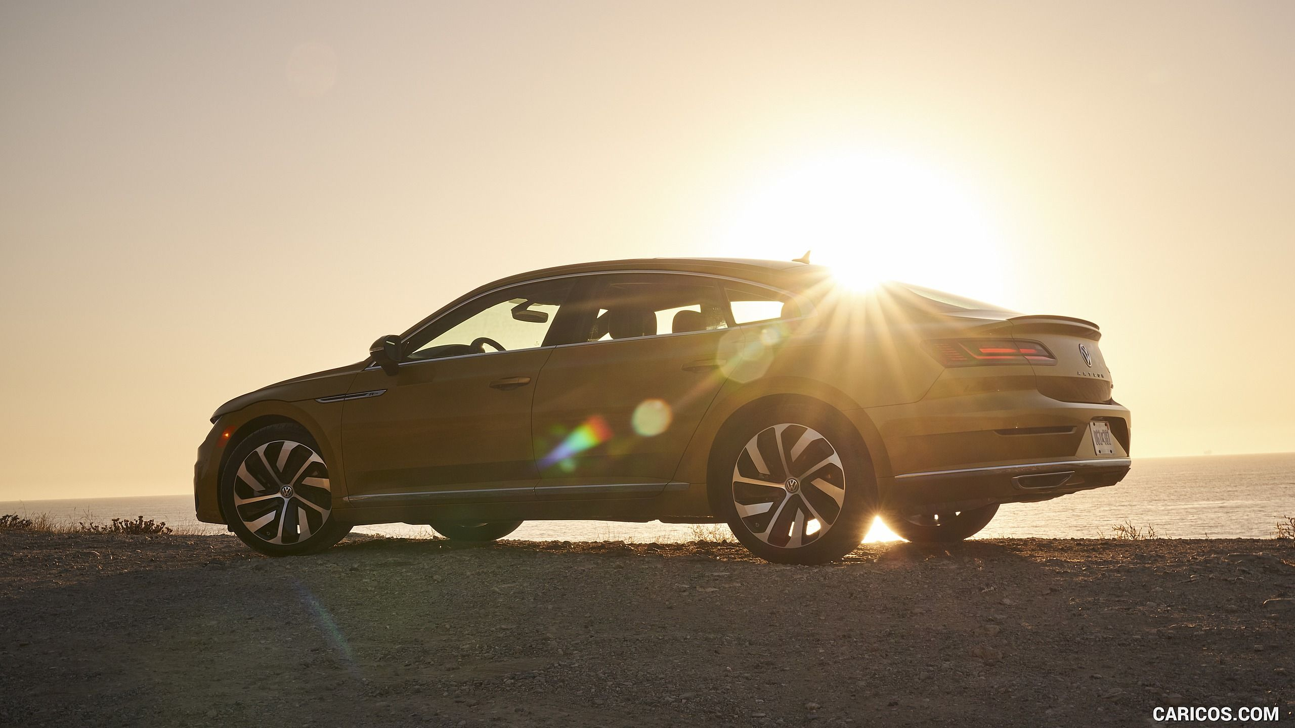 2019 Volkswagen Arteon Sel R Line Us Spec Side Hd 2020